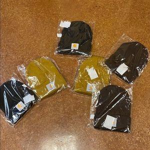Authentic Brand New Unopened Carhartt Winter Hats